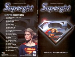 SUPERGIRL LE Booklet Cover