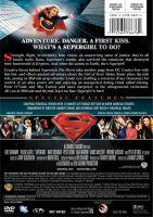 SUPERGIRL DVD Back (2006)