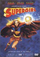 SUPERGIRL DVD - International Version