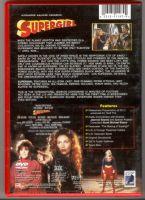 SUPERGIRL International Version (DVD Back)