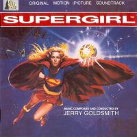 SUPERGIRL Soundtrack Booklet