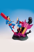 Silver-Age-Superman-and-Supergirl-Statue-2001