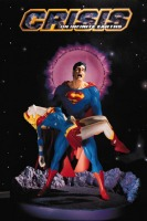 Superman-and-Supergirl-Crisis-Statue-1999