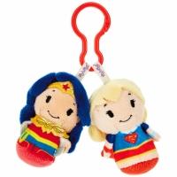 DC Super Hero Girls Wonder Woman and Supergirl Itty Bittys