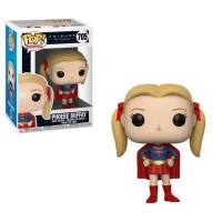 Funko Pop TV 705 Friends Phoebe as Supergirl
