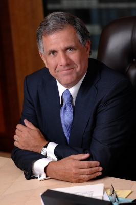 Leslie Moonves, President and CEO of CBS Corporation